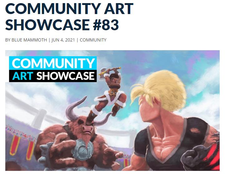 brawlhalla community showcase